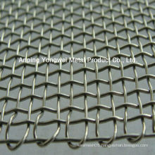 Elec or Hot dipped Galvanized Square Wire Mesh