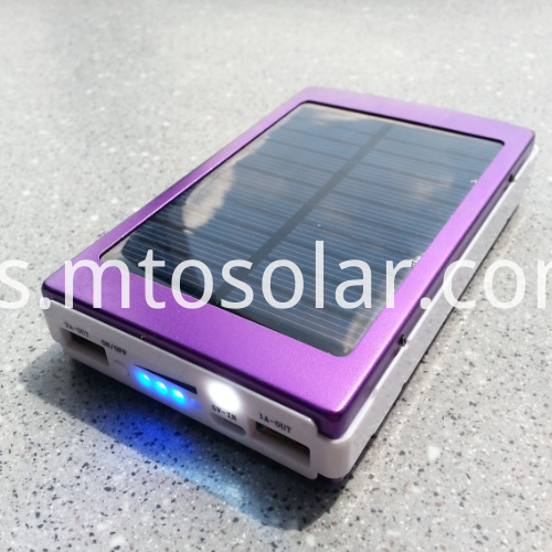 20000mah restaurant power bank solar