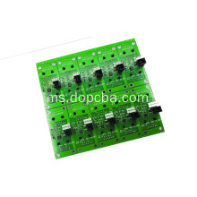 Green Double Sided ENIG PCB Assembly Board Circuit