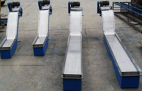 Permanent Magnetic Type Chip Conveyor