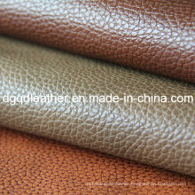 Good Scratch & Two-Tone Color Furniture PVC Leather (QDL-PV0174)
