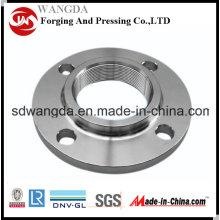ASTM B16.5 A105 Carbon Steel Screwed Flange
