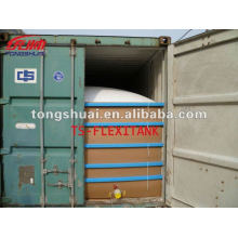 Flexi container bag in 20 feet container