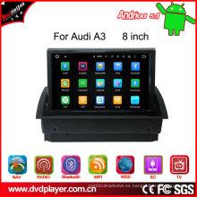 Hl-8865 Reproductor de DVD de coches para Audi A3 GPS de navegación Digital TV Bt Can Bus Decode Box