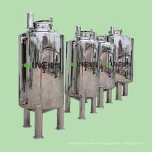 Tanque de almacenamiento de agua de alta presión Chunke para purificador de agua