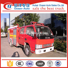 DFAC new condition 4x2 small fire vehicle with 2ton capacity