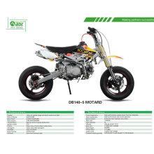 New 140cc Motard Pit Bike Racing Dirt Bike