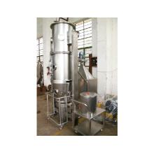 Granulador de leito fluido para produtos lácteos