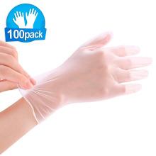 CE FDA Disposable Medical Disposable Vinyl Gloves