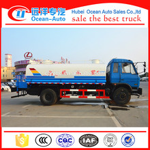 Chinese Dongfeng 13 CBM Water Spary Truck