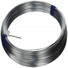 smooth lightweight soft tensile galvanized iron wire BWG5-BWG30 for construction