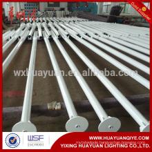outdoor galvanized and powder coating folding street lighting poles
