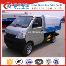 Hot sale Changan mini rubbish collector with high quality and cheap price