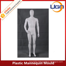 Egg Head Abstract Male Mannequin mould