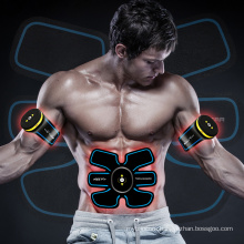 Hot selling Intelligent Fitness Instrument New style intelligent control panel massage belt fat reducing slim waist belt