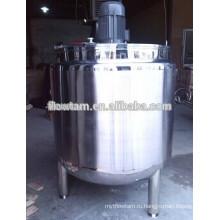 Промышленные машины для производства жидкого мыла, резервуар для смешивания соков