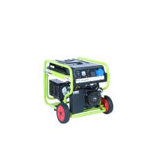 Gerador de gasolina 5kw com famosos alternadores Senci. 100% de cobre (FC6500E)