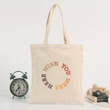 Umweltfreundliche wiederverwendbare Einkaufstasche aus Segeltuch