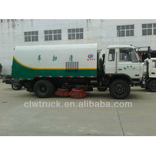 2015 Precio de fábrica Dongfeng 145 limpieza de camiones de la calle