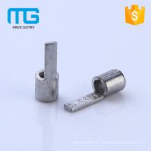 Terminal de lámina de tubos termocontraíbles de nylon de PVC prensado en frío personalizado