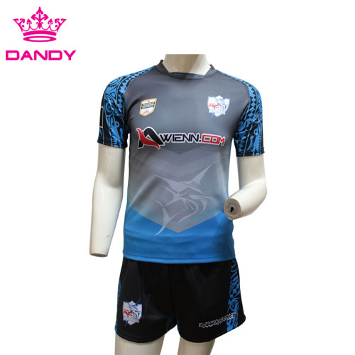 Hot Sale Weltcup Rugby Trikot