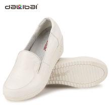 New style fashionable high heel nurse uniform shoes