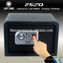 New fingerprint home safe box for keeping valuable items