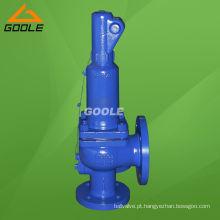 901/902 Válvula de segurança de pressão de levantamento total com mola DIN 901/902