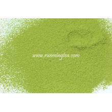 Máscara facial en polvo de té verde