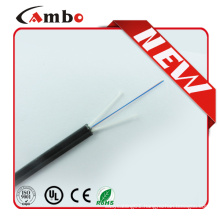 best competitive price ftth optical fiber made in china 1 core 2 core 4 core