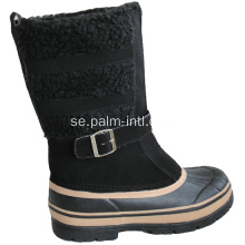 Fashion Rubber Snow Boots