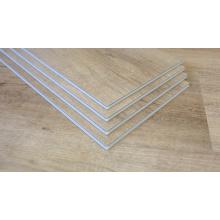 Suelo impermeable de plástico de madera de roble SPC