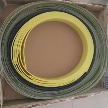 Cuchillas dosificadoras de fibra de carbono / HDPE / fibra de vidrio