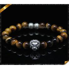 Neue Design Fashion Armbänder mit Tiger Eye Stone Perlen (CB0116)