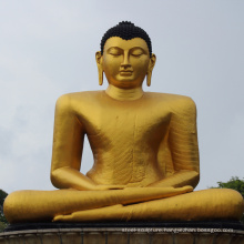 high quality giant seated buddha statue