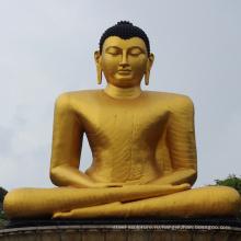 высокое качество гигантская статуя сидящего Будды