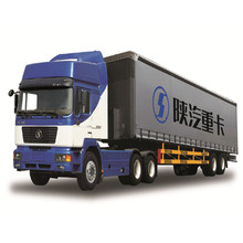 Shacman 10 wheeler truck load capacity with weichai engine China heavy tractor truck
