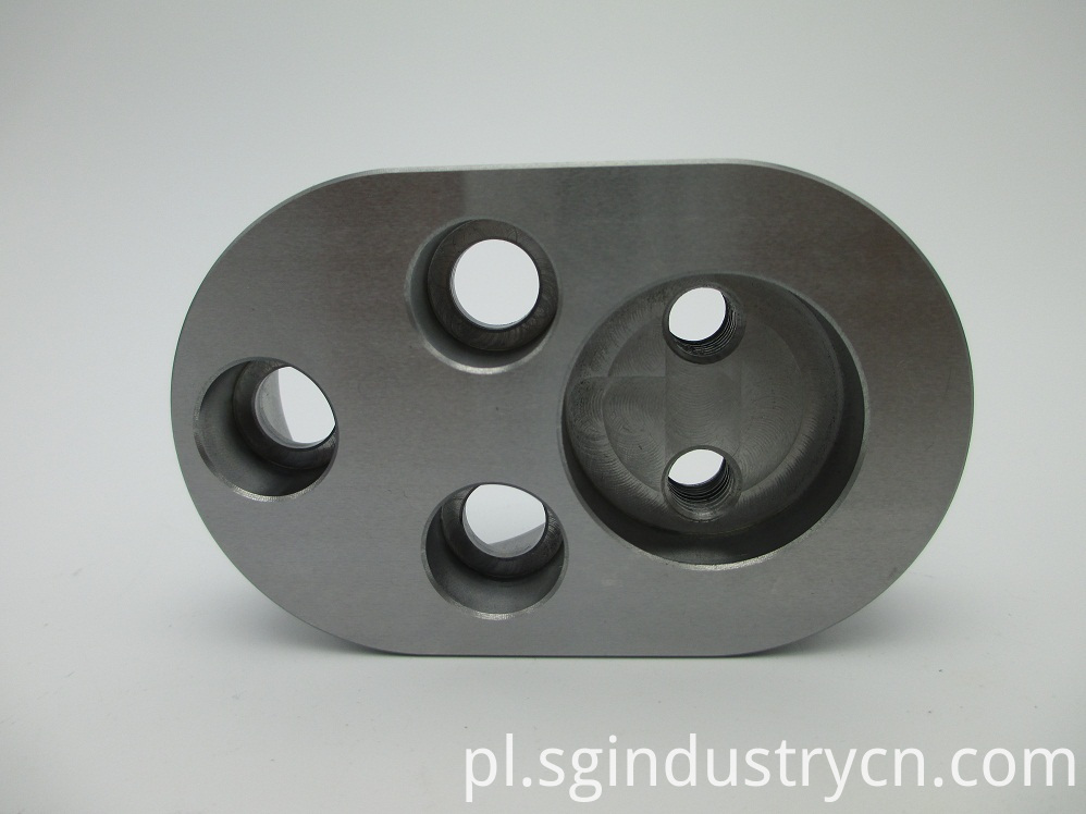 4140 Steel Cnc Parts For Electrical Equipment