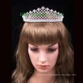Элегантный горный хрусталь Tiara Свадебный головной убор