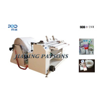 High Quality POS Paper Roll Slitting Rewinder Machinery