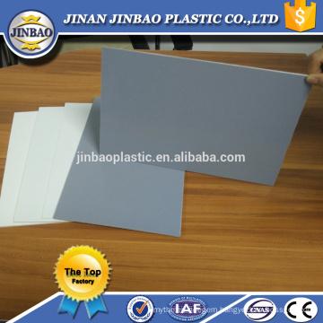 48x96 inch 1220x2440mm 3mm 5mm 8mm rigid pvc resin sheet