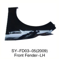 FORD MONDEO 2007-2011 Front Fender