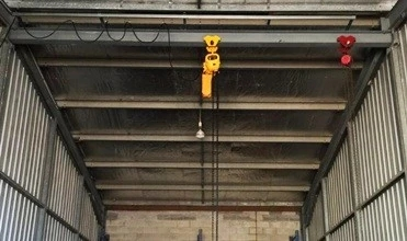 10ton electric chain hoist
