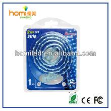 Водонепроницаемые светодиодные полосы освещения эпоксидной Кристалл / кремния caoting/полая трубка / силиконовой трубки