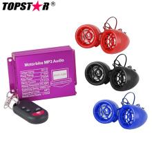 Système d'alarme sans fil Moto MP3 Audio