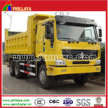 6*4 HOWO Sinotruk Dump Truck for Sale (Model Optional)