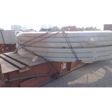 8,0 MW Offshore Wind Power Single Pile Foundation Flange