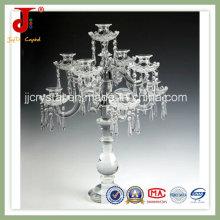 Держатель для свечи кристаллический материал в JD-ка-305