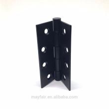 Dobradiça de porta inoxidável de segurança e dobradiça de móveis