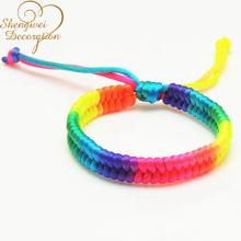 красочные ручной браслет